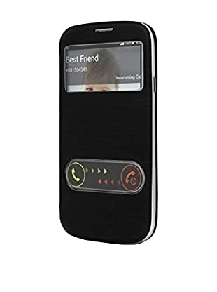 Unotec Funda Flip-S Samsung Galaxy S3 / Samsung Galaxy S3 Neo Negro