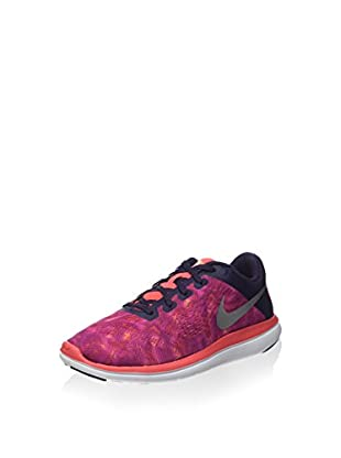 Nike Zapatillas Flex 2016 Rn Print (Gs)