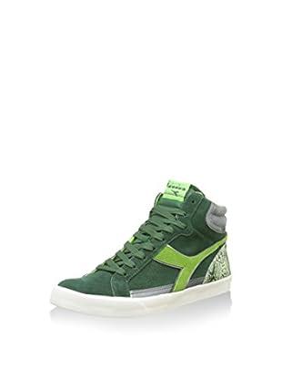 Diadora Hightop Sneaker Condor Reptile
