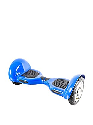 BALANCE RIDERS Skateboard Elettrico Hoverboard S10+ Blu