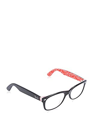 Ray-Ban Montura NEW WAYFARER (52 mm) Negro 52-18-145