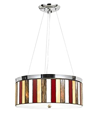 Bristol Park Lighting Neil 3-Light Pendant, Chrome