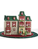 Fisher Price Loving family Exclusive Holiday Dollhouse Fully Furnished with 50 accessories