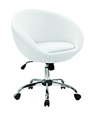 Global Trade Silla Con Ruedas Mila Blanco