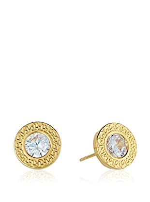 Gold & Diamonds Pendientes Sylvia oro amarillo 18 ct
