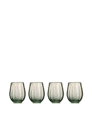 Fifth Avenue Set of 4 Riley 18-Oz. Stemless Wine Glasses