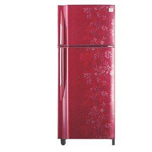 Godrej 240L 2 Star RT EON 240 P 2.3 Double Door Refrigerator-Lush Wine