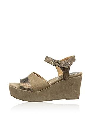 Now Keil Sandalette