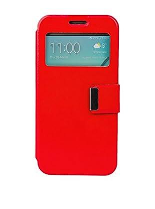 imperii Funda Magnetic Lock Samsung Galaxy S4 Rojo