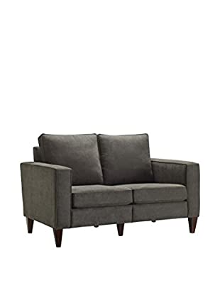 Homeware Parker Loveseat, Carbon