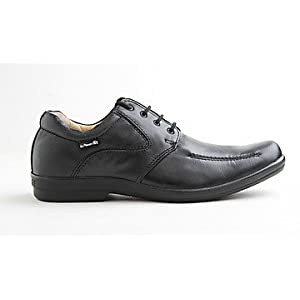 Red Chief RC5075 Men's Formal Shoes, Black
