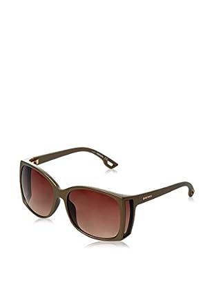 Diesel Sonnenbrille DL-0004-58F bronze