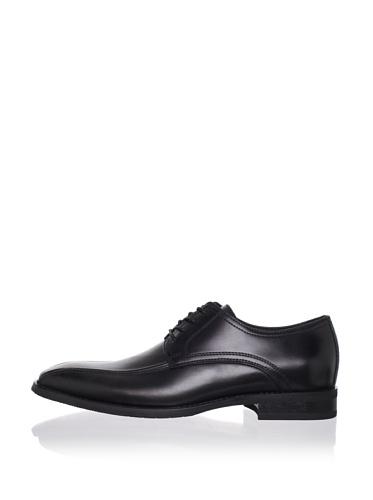Robert Wayne Men's Lawrence Oxford (Black)