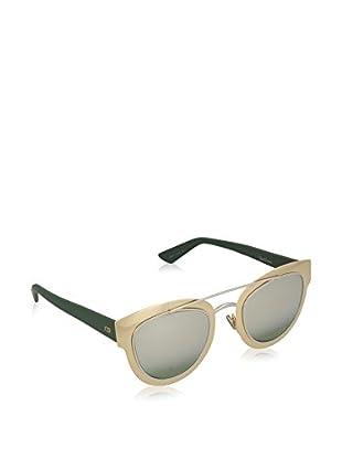 Christian Dior Sonnenbrille CHROMIC 9G_LMM (47 mm) silberfarben/goldfarben
