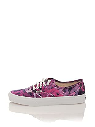 Vans Zapatillas U Authentic (Rosa / Negro)