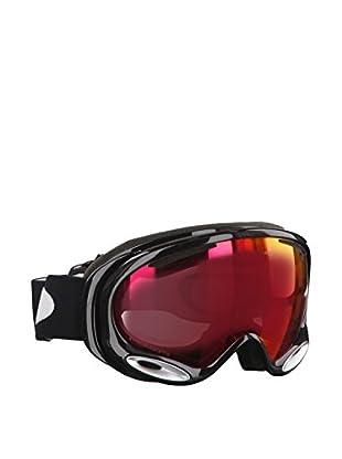 OAKLEY Skibrille OO7044-49 schwarz