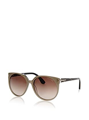 Tom Ford Gafas de Sol Ft370 38B (56 mm) Marrón Claro