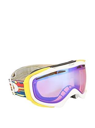 Oakley Máscara de Esquí MOD. 7023 CLIP Blanco / Amarillo