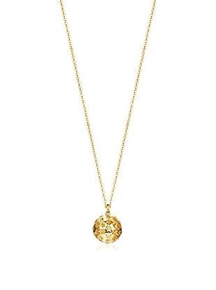 Esprit Conjunto de cadena y colgante Galaxy Gold plata de ley 925 milésimas