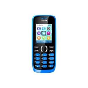Nokia 112 (Dual SIM, Cyan)