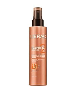 Lierac Sonnenmilchspray Sunific Solaire 15 SPF  150 ml, Preis/100 ml: 13.96 EUR