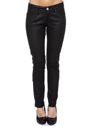 I-Code Pantalón Slim Fit (negro)