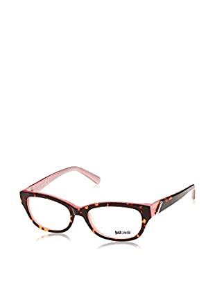 Just Cavalli Montura Jc0537 (52 mm) Havana / Rosa
