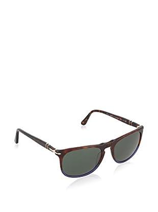 Persol Gafas de Sol 3113S 102231 (54 mm) Marrón / Azul