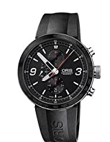 Oris Analogue Black Dial Men's Watch - 01 674 7659 4174-07 4 25 06
