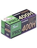 Fujifilm Fujicolor Pro 400H Color Negative Film, ISO 400, 120 Size USA