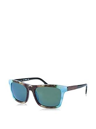 Diesel Sonnenbrille 120 (54 mm) braun/blau
