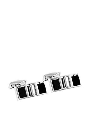 Tateossian Manschettenknopf CUF1493 Sterling-Silber 925