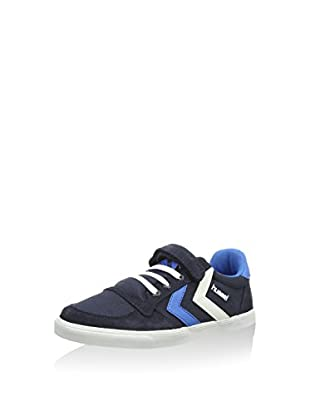Hummel Zapatillas Slimstadil Jr Canvas Lw