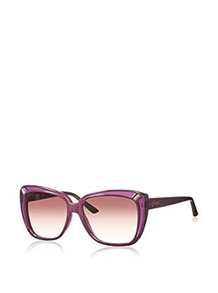 Guess Sonnenbrille GU7218 59O44 (59 mm) lila