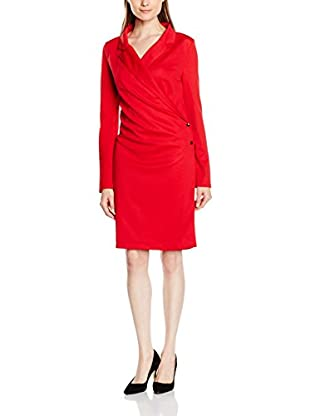 Naoko Vestido At33 Rojo S