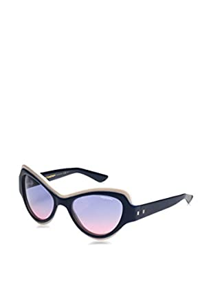 Yves Saint Laurent Gafas de Sol 6366/ S (53 mm) Azul / Blanco