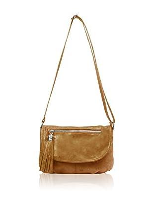 ANNA VALENTINA Bandolera Handbag Molly Camel