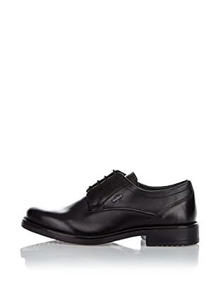 Fretz Men Zapatos Derby Varga (Negro)