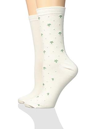 DIM 6tlg. Set Socken Señora Algodón