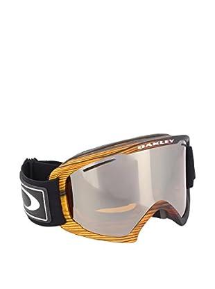 OAKLEY Skibrille 7045 braun/schwarz