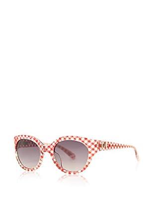 Moschino Gafas de Sol 70401 (47 mm) Rojo / Blanco
