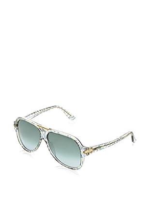 Pucci Sonnenbrille EP710S (58 mm) grün/transparent