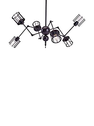 Zuo Levin Ceiling Lamp, Rust