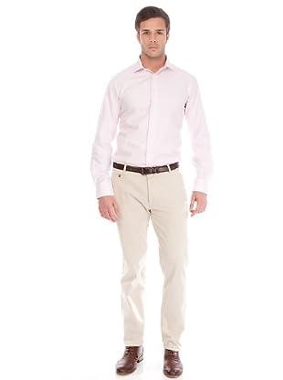 Arrow Camisa Cluet Slim (Rosa)
