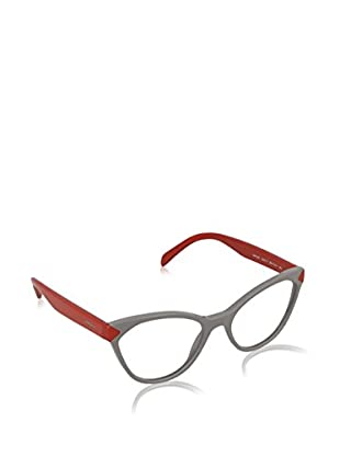 PRADA Montura MOD. 02TV_UR91O1 (52 mm) Gris