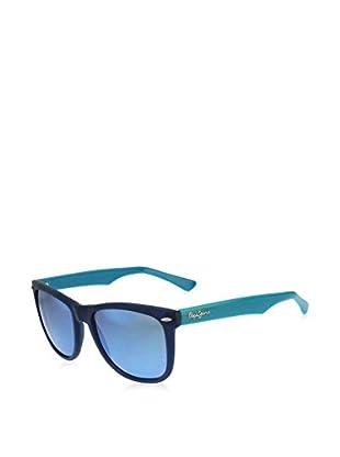 Pepe Jeans Sonnenbrille Pj7049C1457 (57 mm) blau