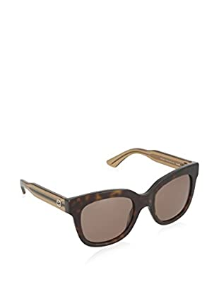 GUCCI Sonnenbrille 3748/S CO YU8 (51 mm) havanna