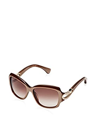 Alexander McQueen Gafas de Sol AMQ4215/S (56 mm) Marrón