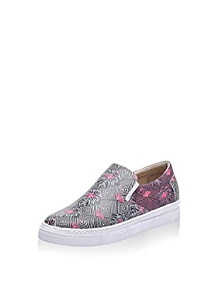 Los Ojo Slip-On Flemenco-Chic