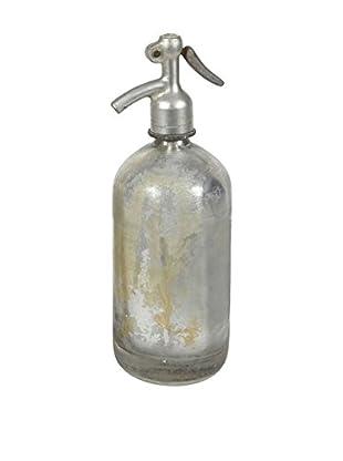 Found Spritzer Bottle, Silver